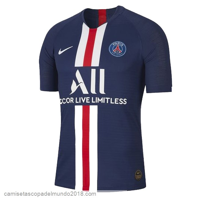 1ª Camiseta Equipación Paris Saint Germain 2019/20 Azul