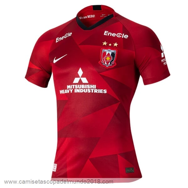 Casa Camiseta Urawa Red Diamonds 2020 2021 Rojo Equipación