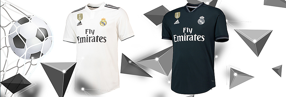 Camiseta Equipaci��n Real Madrid 2018-2019