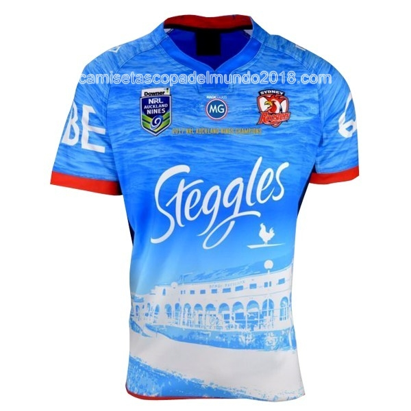 Champion Camiseta Rugby Sydney Roosters 2017