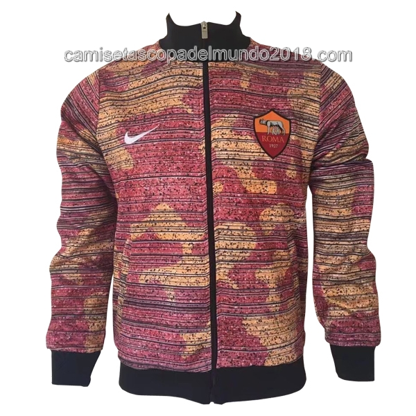 Chandal AS Roma 2017 2018 Rosa