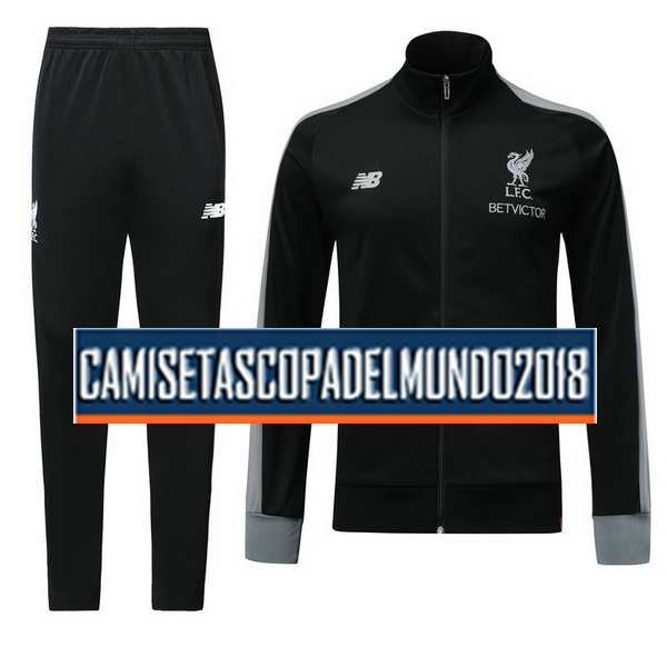 Chandal Liverpool 2018 2019 Negro