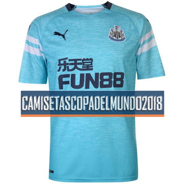 Tercera Camiseta Equipación Newcastle United 2018 2019