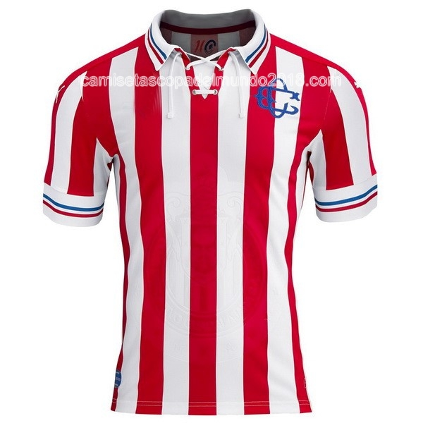 Primera Camiseta Equipación CD Guadalajara 100th