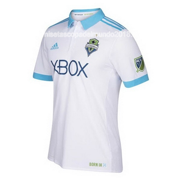 Segunda Camiseta Equipación Seattle Sounders 2017 2018